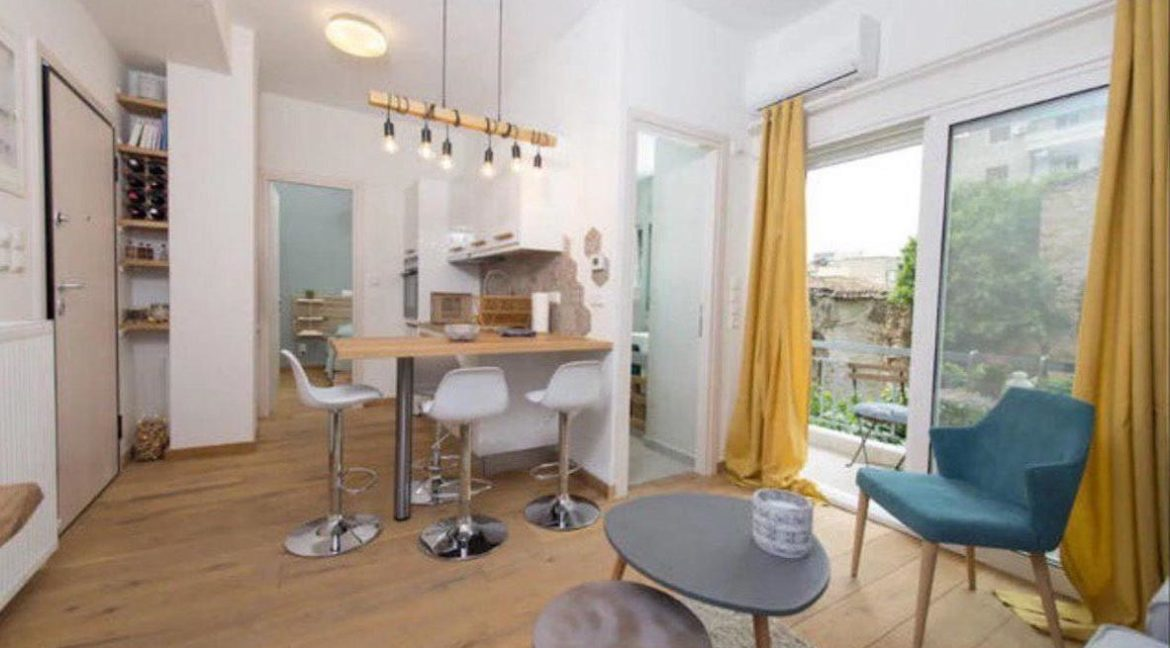 Apartment in Athens, Kerameikos, Available for sale with Installments