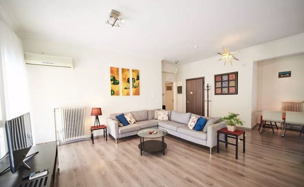 Apartment in Athens with 4 Bedrooms, Apartment Athens Greece, Apartment for Gold Visa in Athens, Golden Visa Property in Greece