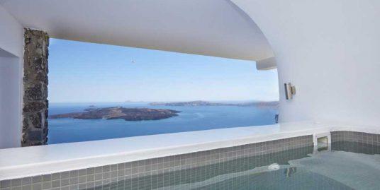 Caldera Hotel Santorini For Sale – 22 Rooms  – 868 sq.m