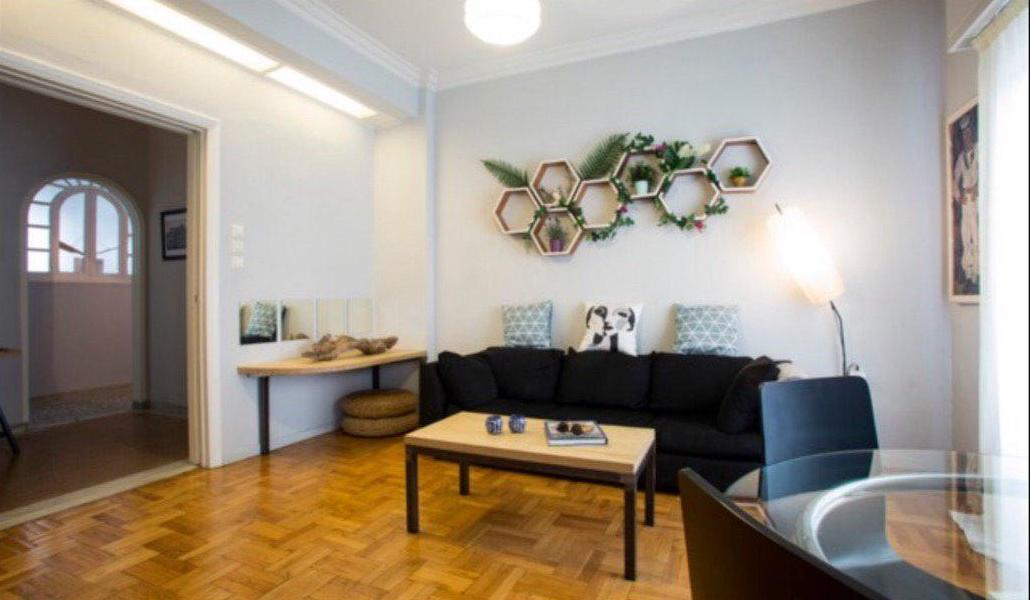 Good area in Athens, GOLD VISA Apartment