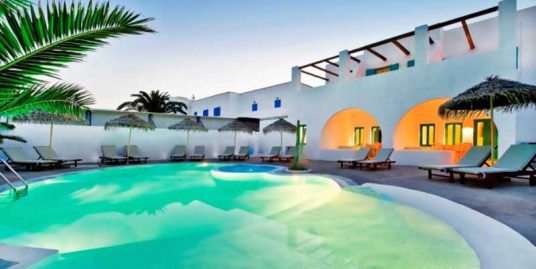 Hotel Santorini Greece For Sale – 50 Rooms