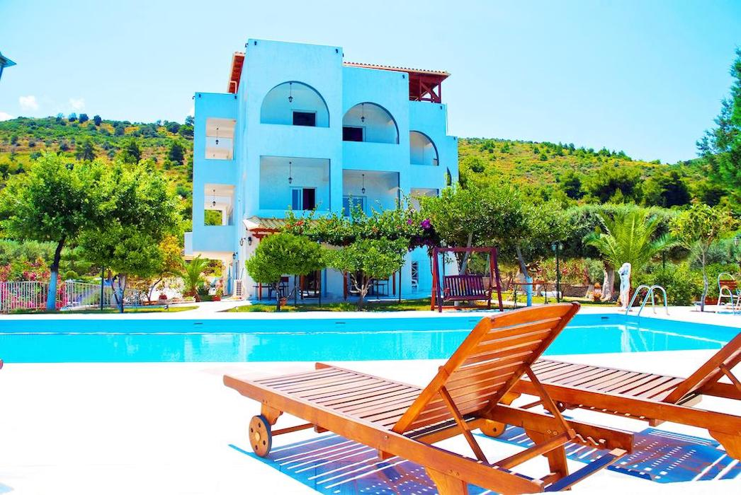 Hotel near The Sea At Marathonas Attica – Can be Used as Private Villa