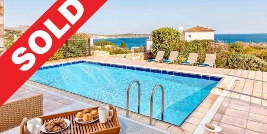 Villa for sale in Akrotiri Chania Crete