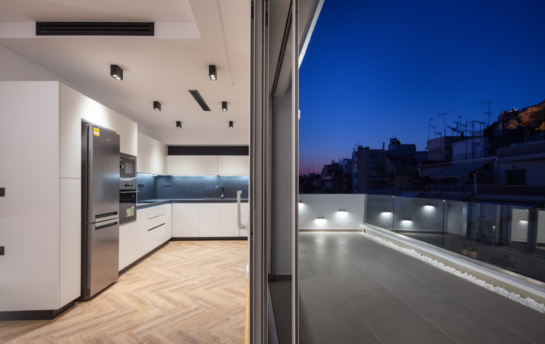 Luxury Apartment in Center of Athens, Ideal for GOLD VISA