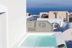 Luxury House with Pool Santorini 21