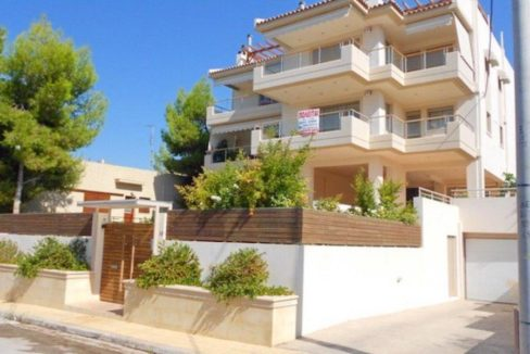 New Apartment near the sea in Southeast Athens, Saronida, Buy Apartment near the sea in Athens, Apartment with sea View in Athens