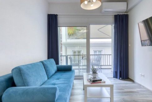 Renovated Apartment Athens, Metaxourgeio, Apartment for GOLD VISA in Athens 3