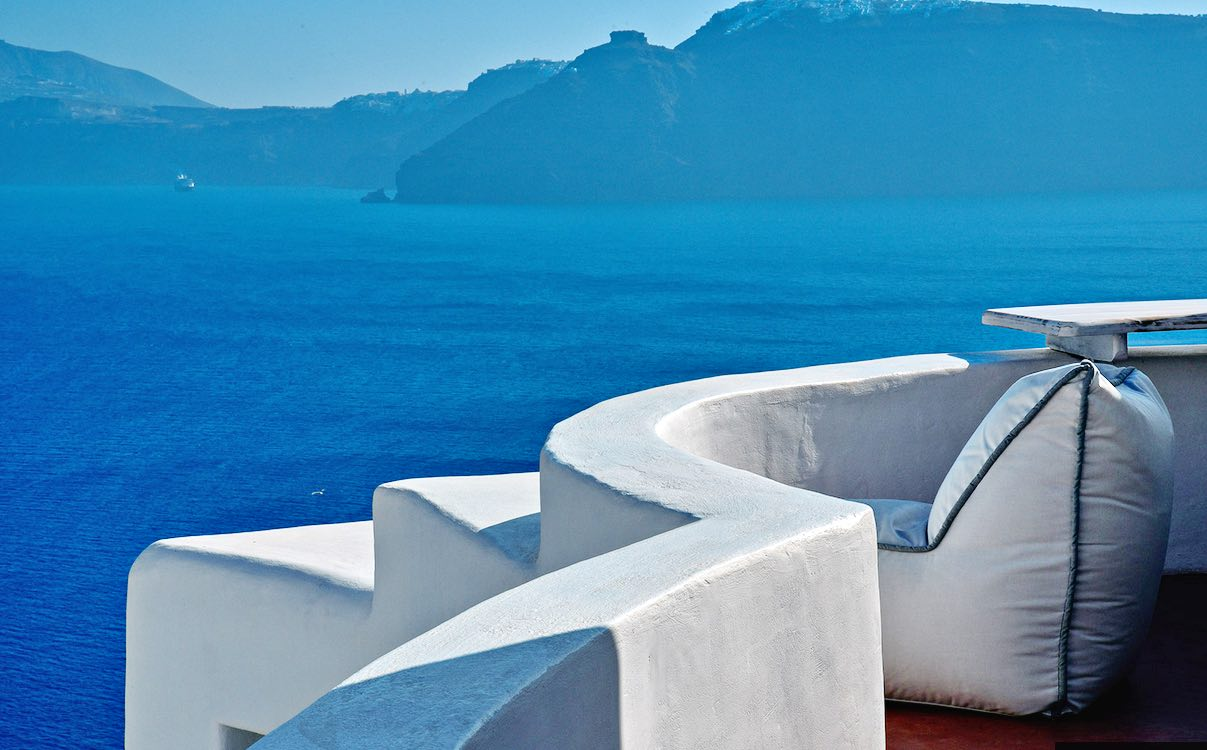 Luxury Boutique Hotel At Caldera Of Oia Santorini For Sale 12 Cave