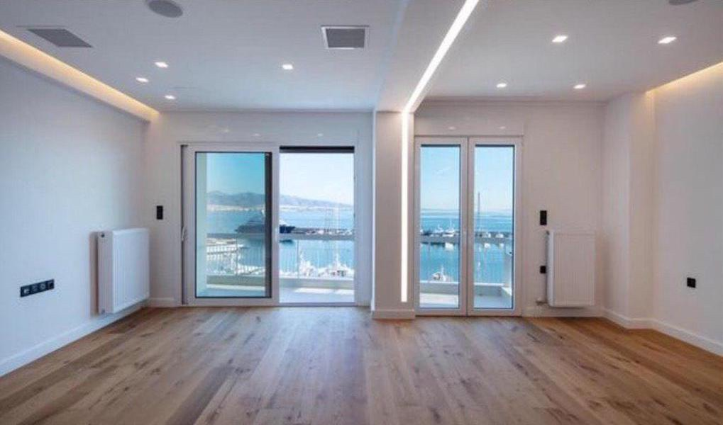 Seafront Apartment in Piraeus Athens, Luxury Seafront Apartments in Athens