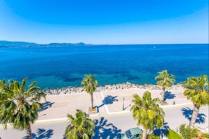 Seafront Hotel for Sale at Methana
