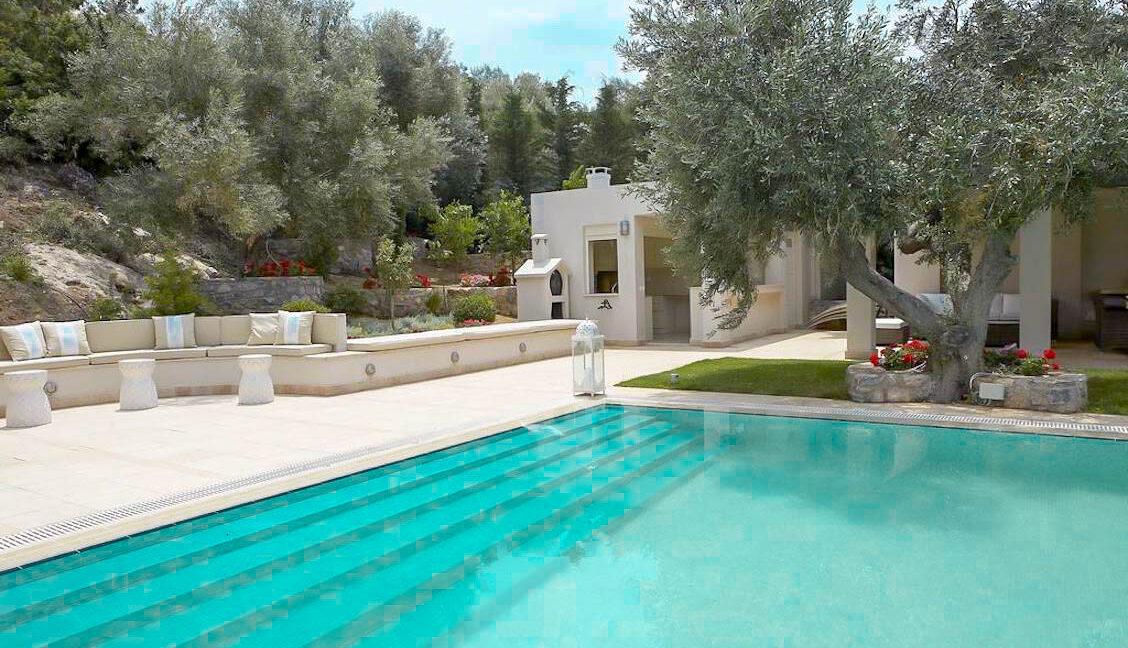 Seafront Luxury Villas For Sale in Attica, Greece 14