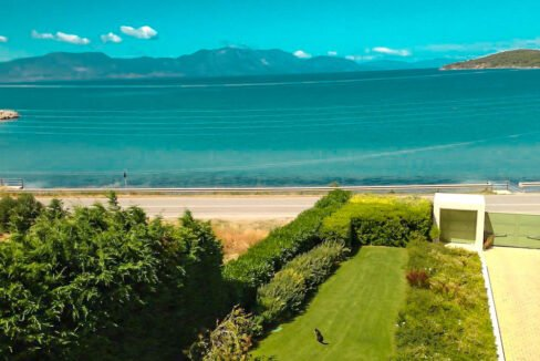 Seafront Luxury Villas For Sale in Attica, Greece