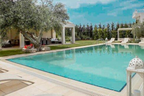 Seafront Luxury Villas For Sale in Attica, Greece 7