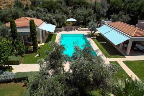 Seafront Luxury Villas For Sale in Attica, Greece 9