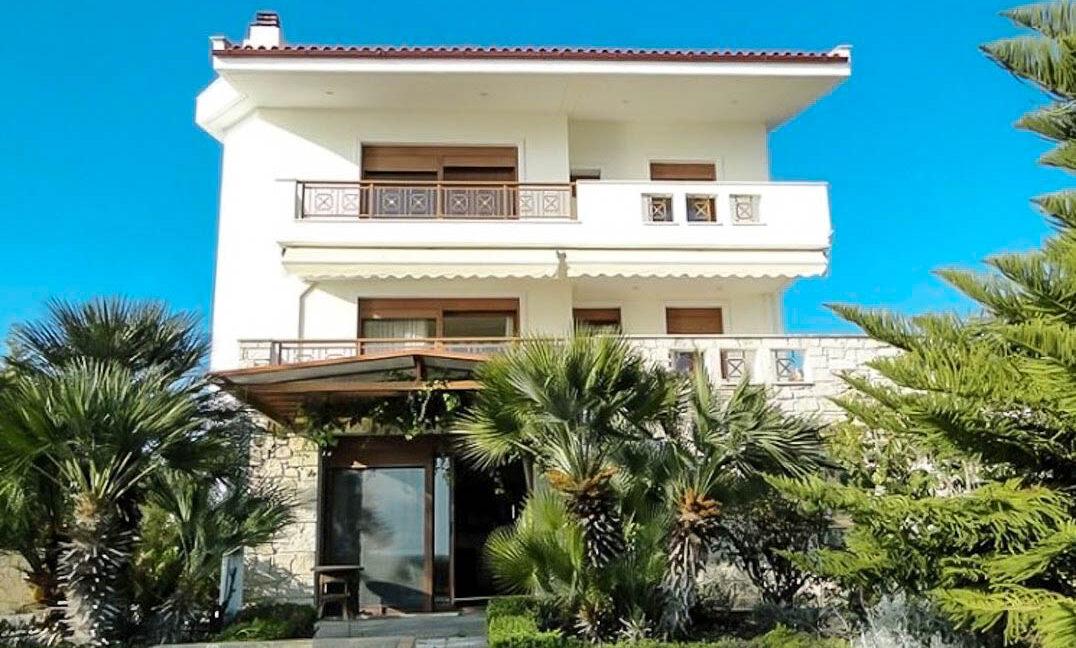 Seafront Villa Kassandra Halkidiki, Skioni