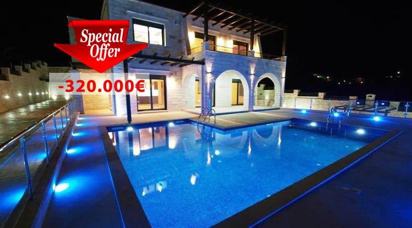 4 bedroom  villa for sale Greece Crete, by the sea, Near Chania, Home for sale in Greece