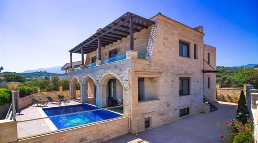 Villa Chania Crete 1