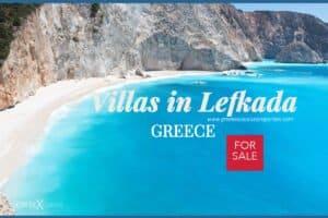 Villas for Sale in Lefkada, Real Estate in Lefkada, Lefkada Greece