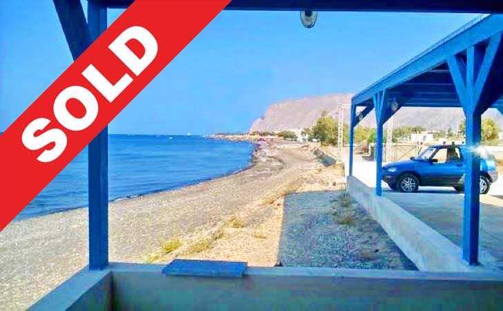 Restaurant For Sale Santorini