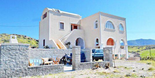 House For Sale in Santorini, with Sea views, Karterado