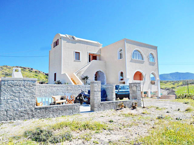 House For Sale in Santorini, with Sea views, Karterado