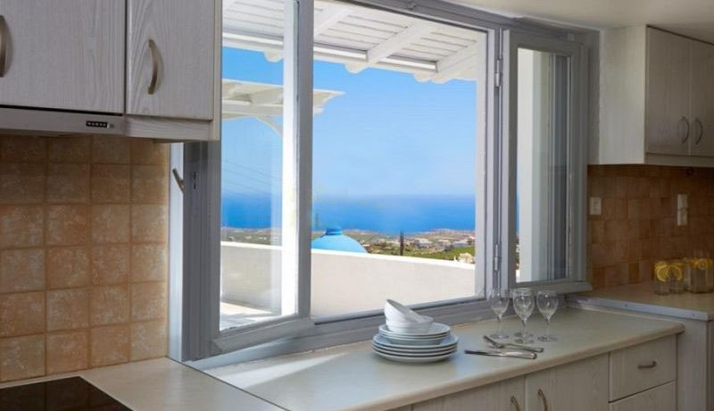 House Santorini Greece Pyrgos 2