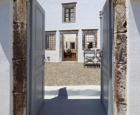 House Santorini Greece Pyrgos 5