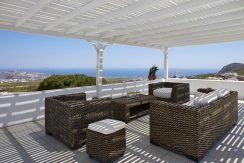 House Santorini Greece Pyrgos 6