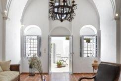 House Santorini Greece Pyrgos 8