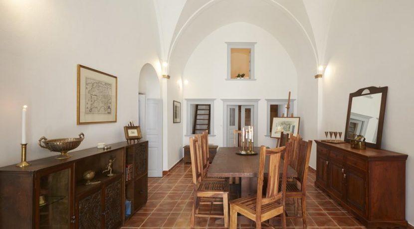 House Santorini Greece Pyrgos 9