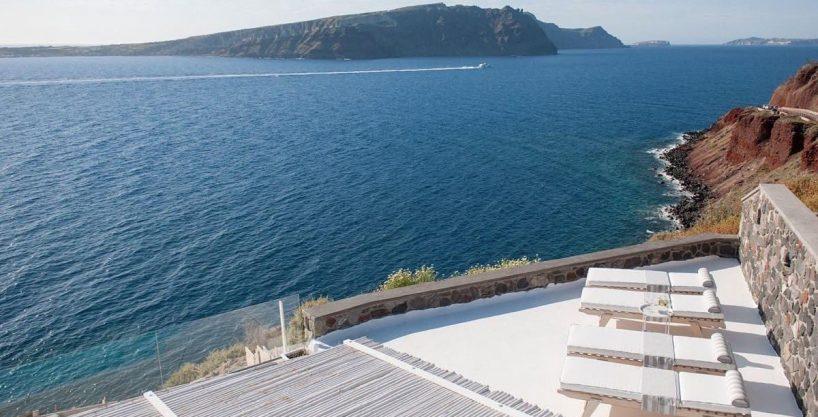 Villa Oia Santorini, Luxury Estate, Top Villas, Real Estate Greece