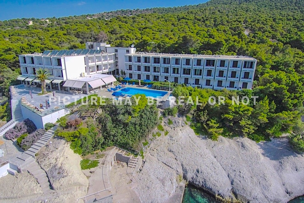 1st Class Investment, Waterfront Hotel for Sale in Greece,Aigina, 126 Rooms
