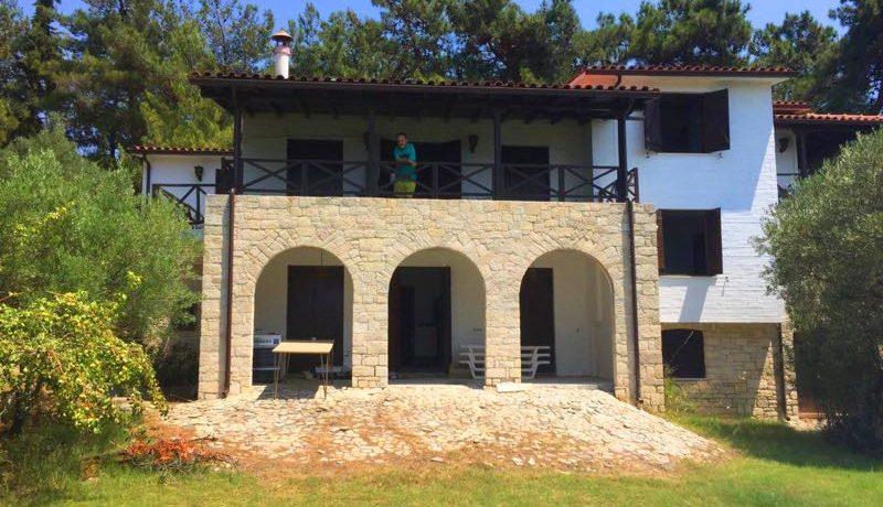 seafront villa halkidiki 19