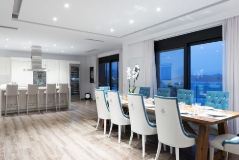 Big Villa with Direct Sea Access at Elounda Crete, Luxury Greek Villas 13