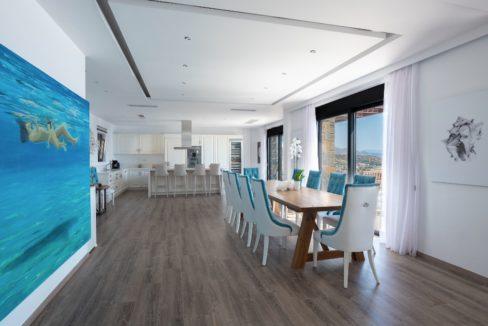 Big Villa with Direct Sea Access at Elounda Crete, Luxury Greek Villas 14