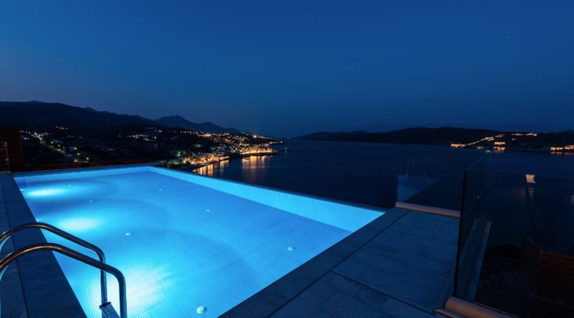 Big Villa with Direct Sea Access at Elounda Crete, Luxury Greek Villas 2