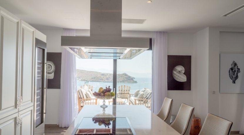 Big Villa with Direct Sea Access at Elounda Crete, Luxury Greek Villas 23