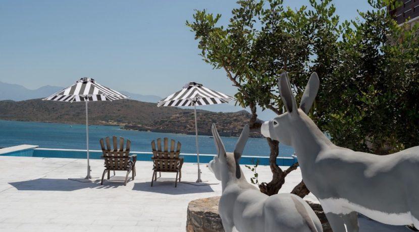 Big Villa with Direct Sea Access at Elounda Crete, Luxury Greek Villas 26