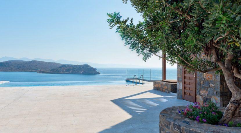 Big Villa with Direct Sea Access at Elounda Crete, Luxury Greek Villas 27