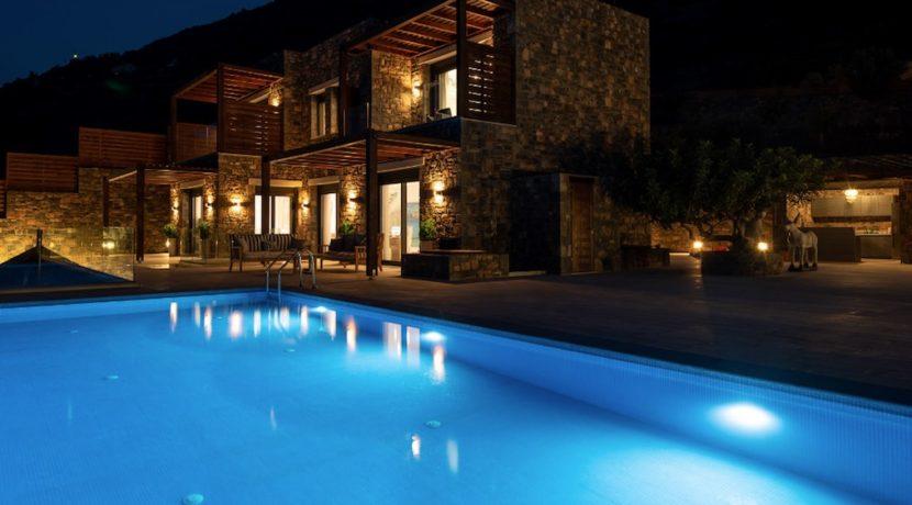Big Villa with Direct Sea Access at Elounda Crete, Luxury Greek Villas 3
