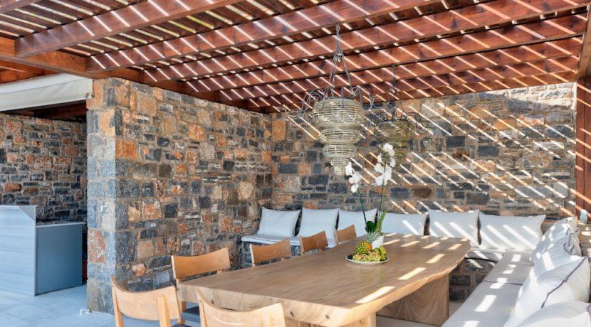 Big Villa with Direct Sea Access at Elounda Crete, Luxury Greek Villas 31