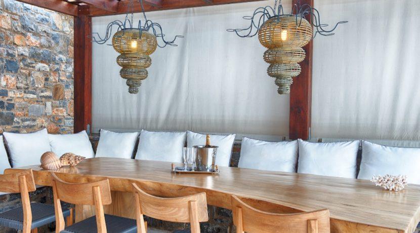 Big Villa with Direct Sea Access at Elounda Crete, Luxury Greek Villas 32