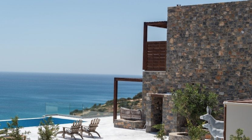 Big Villa with Direct Sea Access at Elounda Crete, Luxury Greek Villas 33