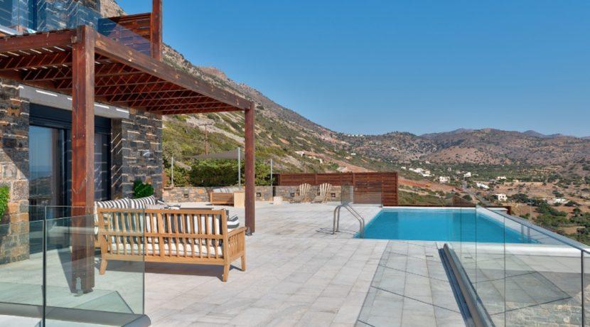 Big Villa with Direct Sea Access at Elounda Crete, Luxury Greek Villas 34
