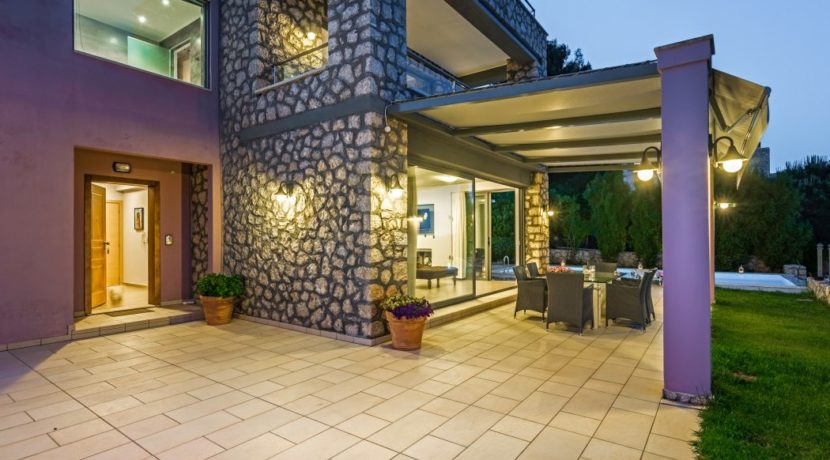 Luxury House for sale in Lefkada: Hill Top Villa in Lefkada for Sale, Lefkada Real Estate, Property for sale in Lefkada Greece 17