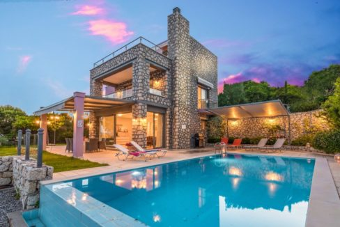 Luxury House for sale in Lefkada: Hill Top Villa in Lefkada for Sale, Lefkada Real Estate, Property for sale in Lefkada Greece 19