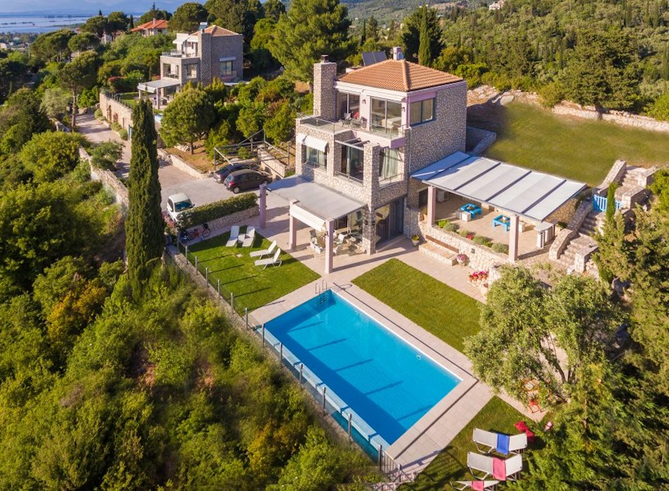 Luxury House for sale in Lefkada, Ionian Islands