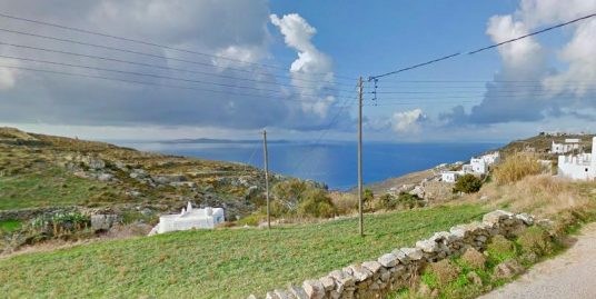 2 Houses with Sea view at Mykonos – 400sq.m Size in 4.000 sq.m land