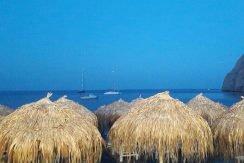 Restaurant on the Beach Santorini2