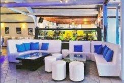 Restaurant on the Beach Santorini5